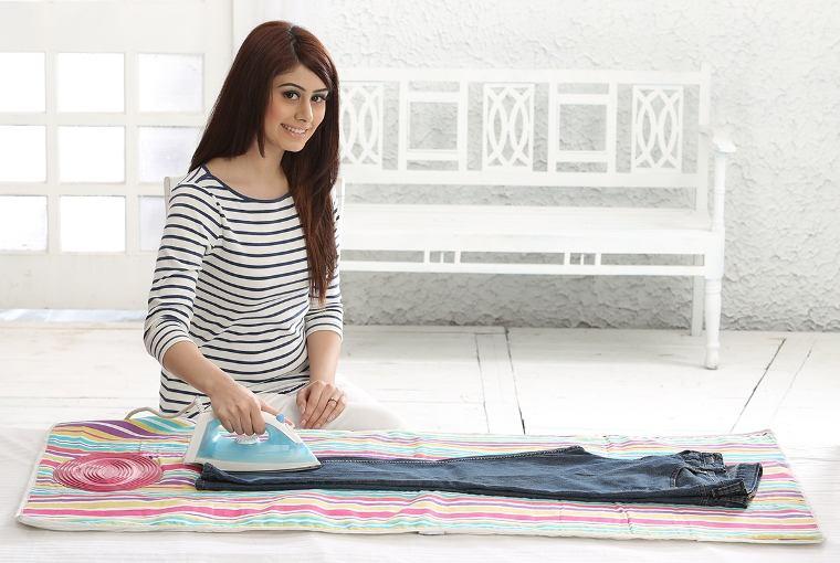 Quần áo dễ là hơn sau khi sấy
