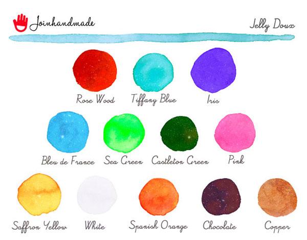 Nhiều tùy chọn màu sắc khác nhau