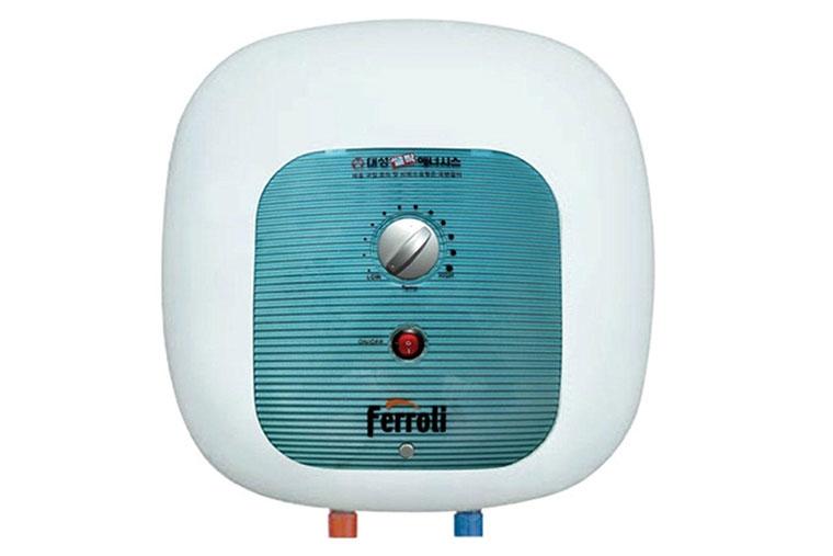 Bình nước nóng Ferroli Cubo E 15L
