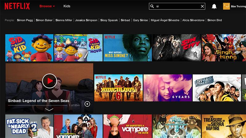 Phụ đề Netflix