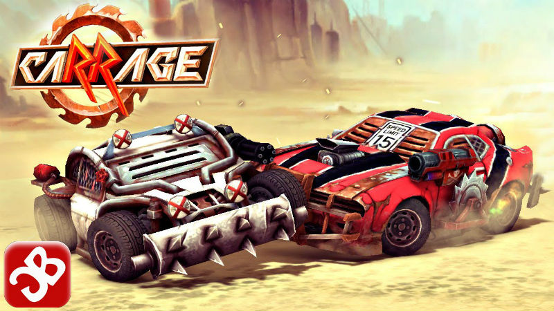 Car Rage Menu