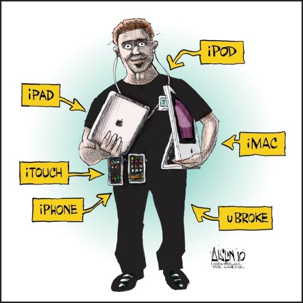 1 tỷ thiết bị của Apple đang có mặt trên toàn thế giới