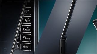 Chút hoài cổ với smartphone vỏ sò Philips V800, RAM 2 GB, kết nối 4G