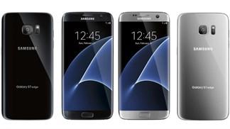 Hình ảnh đầy đủ về các phiên bản Galaxy S7 Edge