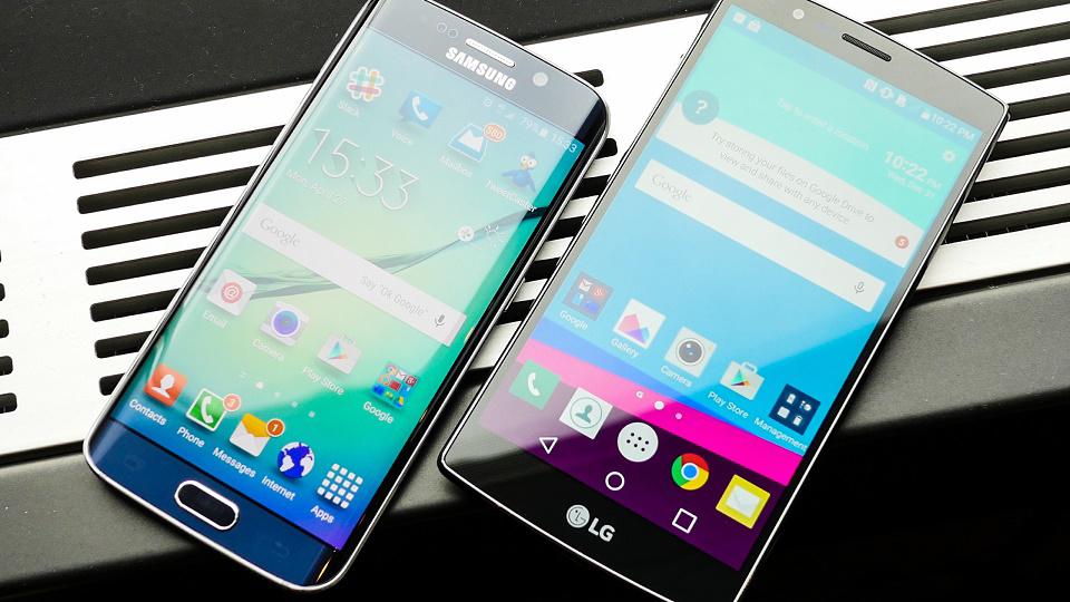 Galaxy S7 vs G5