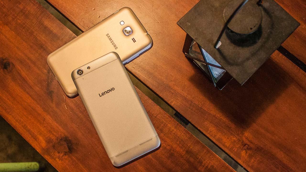 So sánh Lenovo A6020 vs Galaxy J3 4