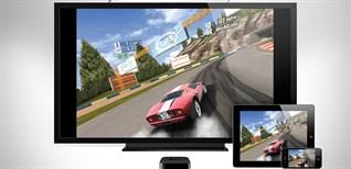 Cách chuyển hình từ iPhone lên tivi không cần dây cáp