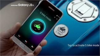 Tính năng hay cho người đi xe máy cũng có trên Galaxy J 2016 tại VN