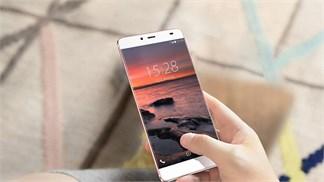 Smartphone có RAM 3 GB, đẹp như Galaxy S7 Edge bán ra với giá phải chăng