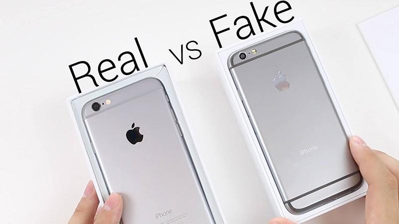 Phân biệt iPhone chính hãng và iPhone xách tay không khó như bạn nghĩ