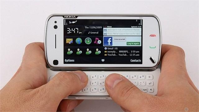 """[Cộng đồng viết] Nokia N97: Huyền thoại có bộ nhớ """"khủng"""" nhất"""