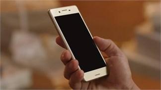 Xperia X tiếp tục xuất hiện trong một video giới thiệu