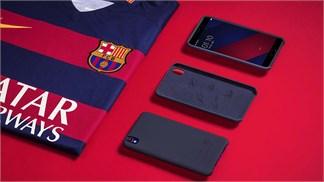 OPPO F1 Plus phiên bản FC Barcelona sẽ thêm 5 chữ ký cầu thủ