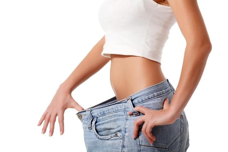 Nước nóng cũng giúp giảm béo