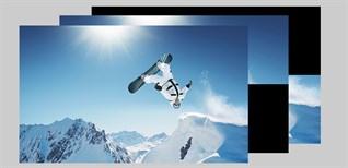 Tần số quét thực và chỉ số hình ảnh trên tivi có gì khác nhau?