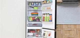 Hướng dẫn sử dụng bảng điều khiển tủ lạnh Panasonic BV - Series