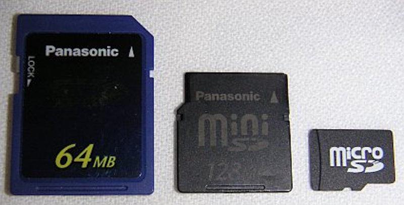 Thẻ nhớ MicroSD là gì?