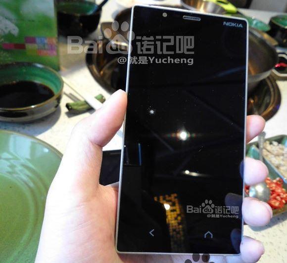 Nokia XL2 chạy Android xuất hiện, rất giống Lumia 930