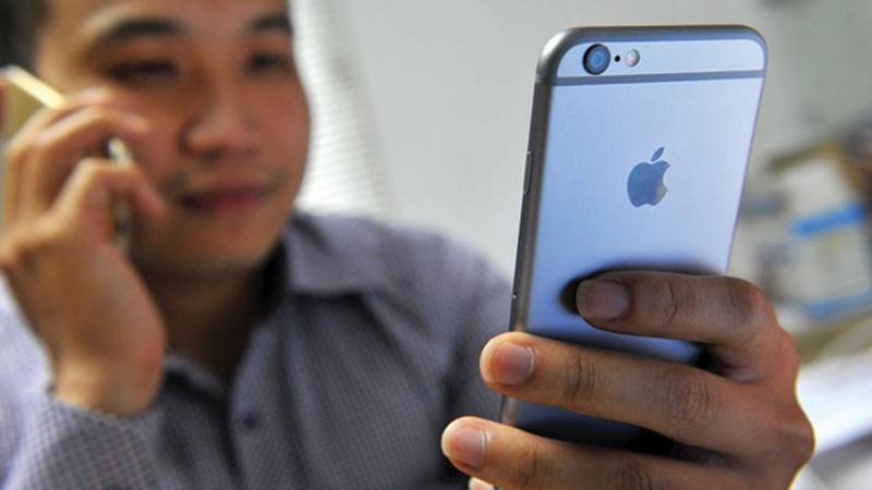 Người Việt thích dùng smartphone như iPhone