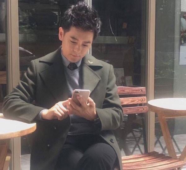 Ngôi sao truyền hình nổi tiếng Lâm Chí Dĩnh người Đài Loan bất ngờ khoe ảnh trên tay iPhone 7 Plus