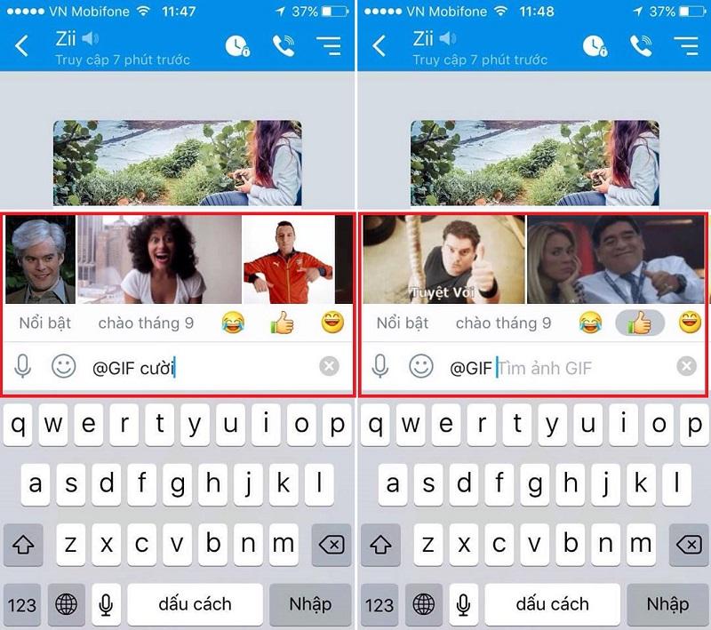Cách sử dụng 2 tính năng mới cực hay trên Zalo cho iPhone - ảnh 4