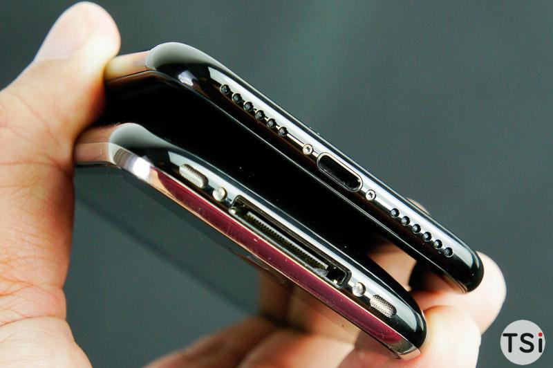 iPhone 7 Jet Black vừa có mặt tại VN so sánh với iPhone 3G của năm 2008