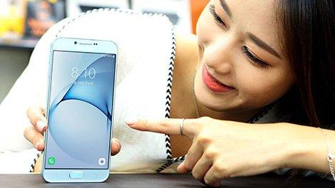 Galaxy A8 phiên bản 2016 có gì khác biệt so với đàn anh