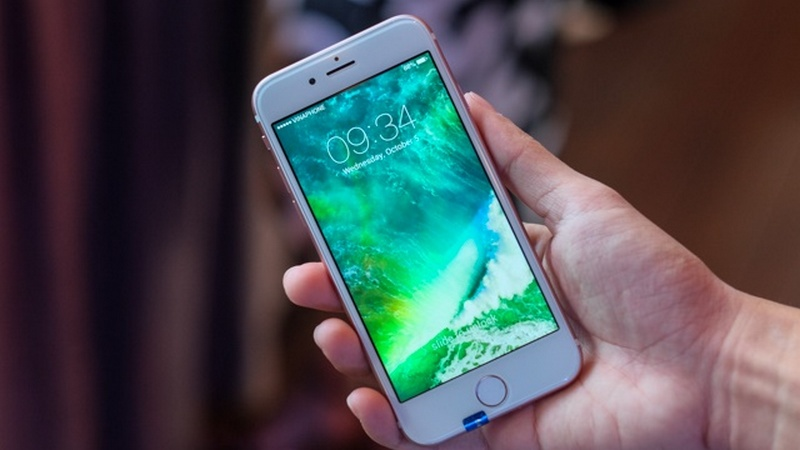 iPhone 7 giả xuất hiện tại VN