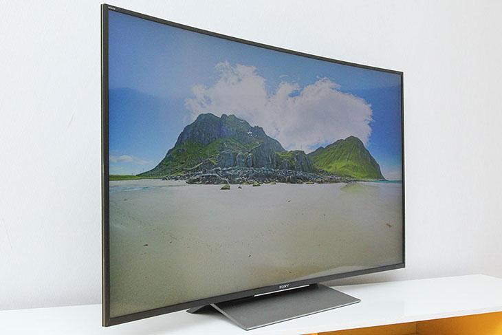 Tivi Sony màn hình cong