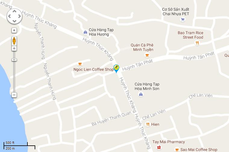 Khai trương siêu thị Điện máy XANH Mũi Né, Bình Thuận