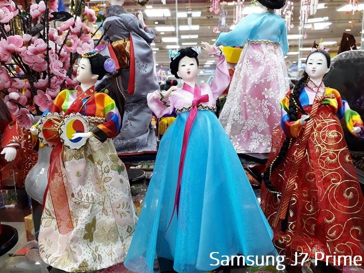 Samsung Galaxy J7 Prime - Camera vượt trội
