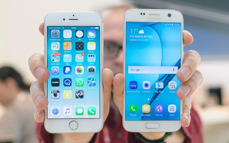 Có tiền, nên mua iPhone hay Samsung? - 187014
