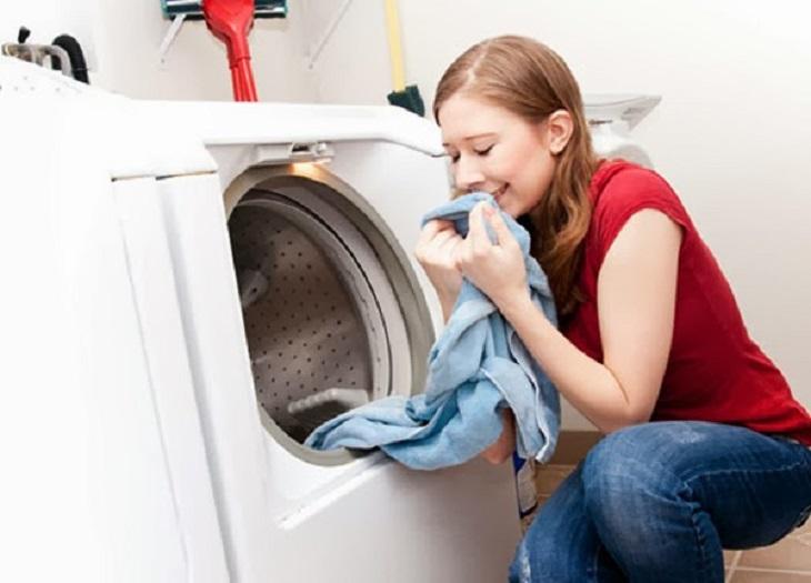 Cho bao nhiêu xà phòng giặt vào máy giặt là đủ?