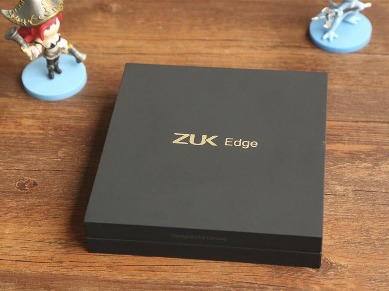 trên tay Lenovo ZUK Edge