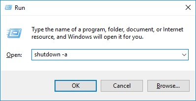 Cách hẹn giờ tắt máy tính bằng lệnh cực nhanh, cực Đơn giản?