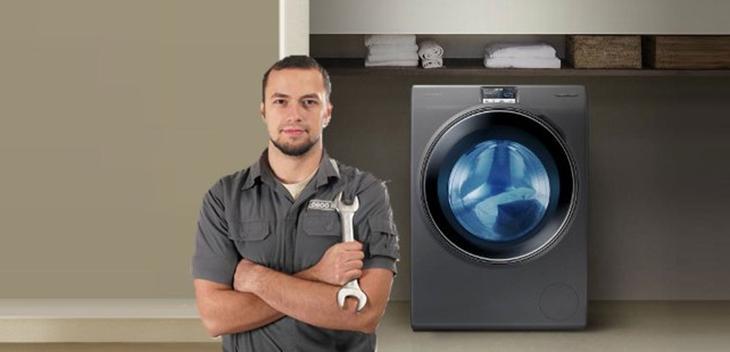 Nguyên nhân máy giặt xả nước liên tục