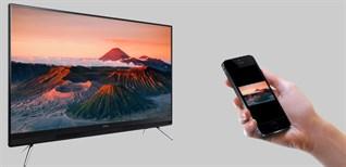 4 cách kết nối iPhone với tivi Samsung
