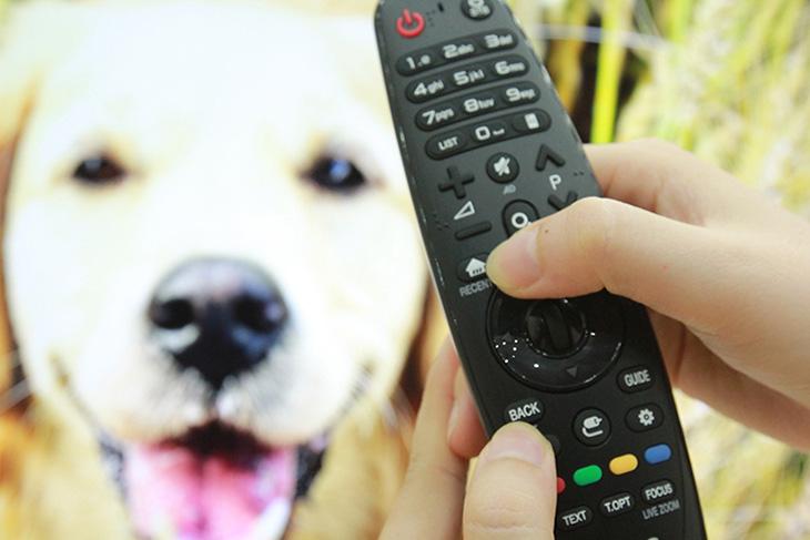 Huỷ đăng ký Magic remote