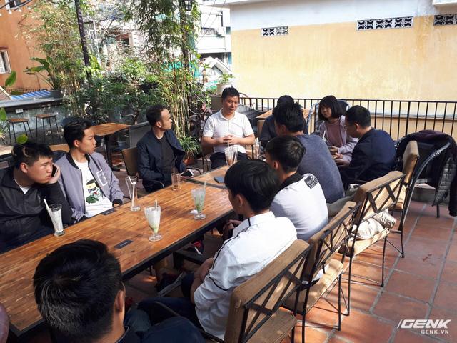 Các thành viên đề đạt các ý kiến, nguyện vọng đến Xiaomi