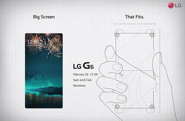 LG tung quảng cáo cho màn hình G6: Lớn mà vừa tay