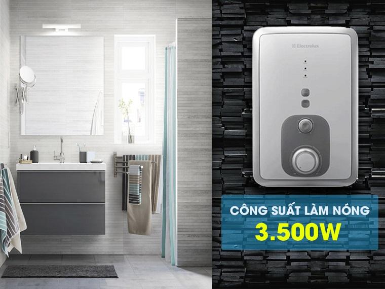 Bình nóng lạnh Electrolux EWE351BA-DW