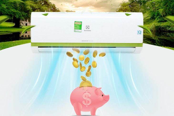 Tại sao máy lạnh Inverter lại tiết kiệm điện năng hơn?