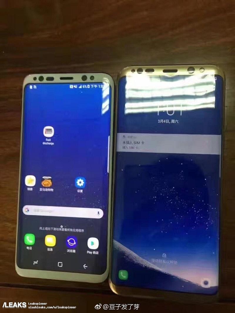 Galaxy S8 và S8 Plus a