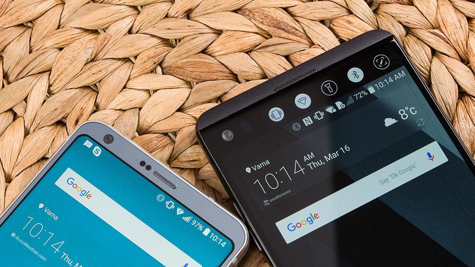 So sánh LG G6 đối đầu LG V20: Gà cùng một mẹ, đá hoài mới vui - ảnh 7