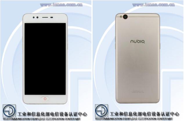 Nubia sắp ra mắt smartphone có camera kép giống iPhone 7 Plus - ảnh 3