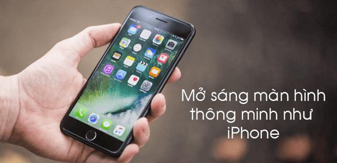 Mở khóa màn hình thông minh như iPhone cho tất cả máy Android