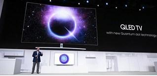 Công nghệ Quantum Dot mới trên tivi Samsung 2017