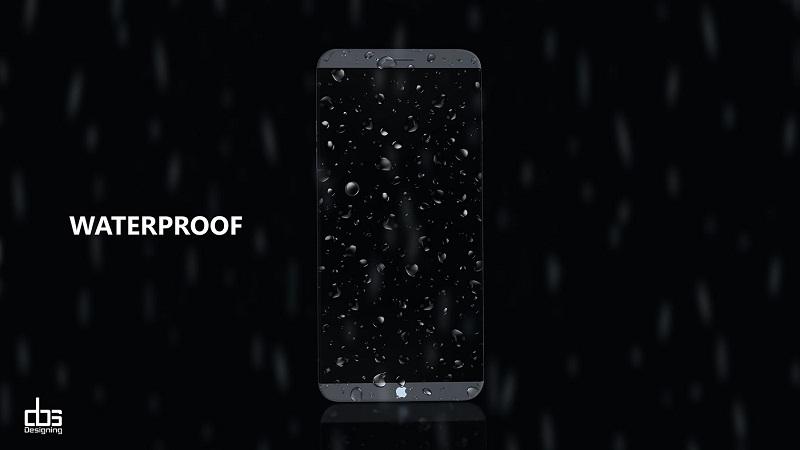 Concept iPhone 8 b