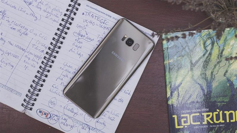 Đánh giá chi tiết Galaxy S8 plus