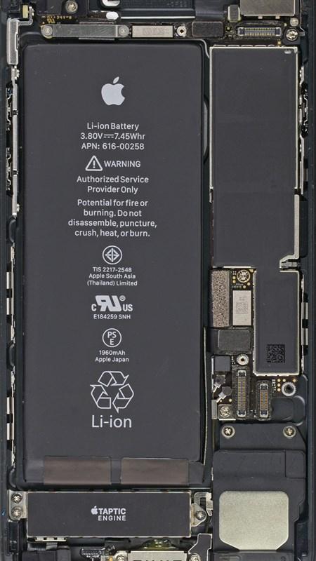 Hình của iPhone 7